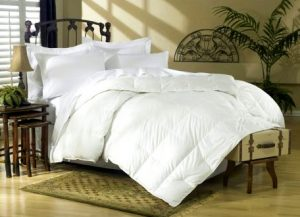 King Size Goose Down Comforter