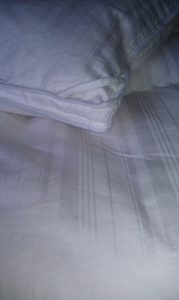 Pinzon Down Comforter Baffle Box and Gusset Walls
